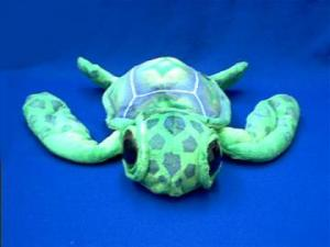big eyes sea turtle plush stuffed animal