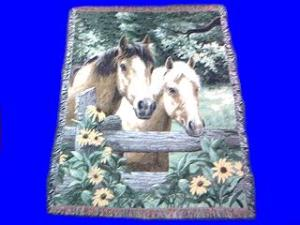 horse blanket throw tapestry usa