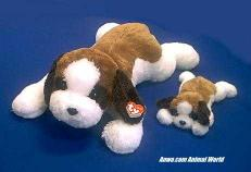 large saint bernard plush stuffed animals yodel and yodeler