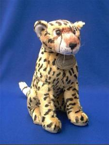 cheetah plush stuffed animal toy