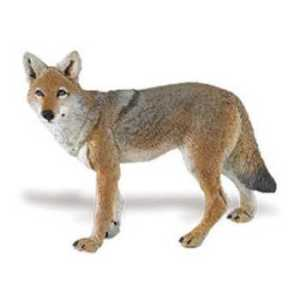 coyote toy miniature