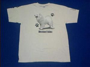 American Eskimo Spitz T Shirt