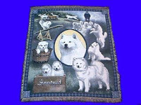 dog breed blanket throw tapestry