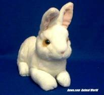 Rabbit Plush Stuffed Animal Toy