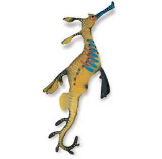 Weady Seadragon Seahorse Toy Miniature