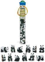Panda Toys Tube