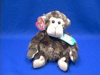 TY Monkey Beanie Baby Vines