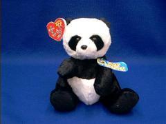 panda bear ty beanie baby