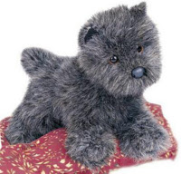 cairn terrier plush stuffed animal toy