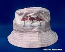 Pink Flamingo Hat Floppy