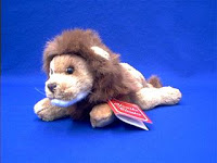 lion stuffed animal plush