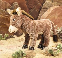donkey puppet folkmanis