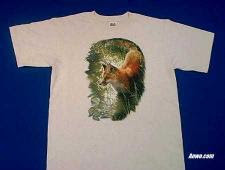 Fox T Shirt Anwo