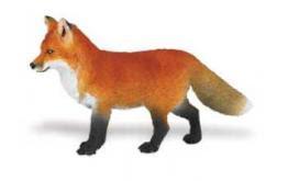 Fox Toy Miniature