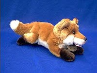 Fox Plush Stuffed Animal Russ