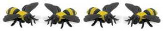 Bumble Bee Toy Mini Good Luck