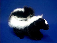 Skunk Stuffed Animal Toy Plush Sachet
