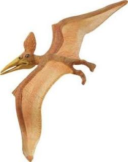 Pteranodon Dinos Toy Miniature