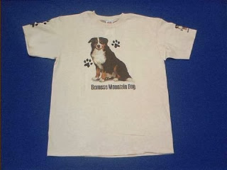 Bernese Mountain Dog T Shirts