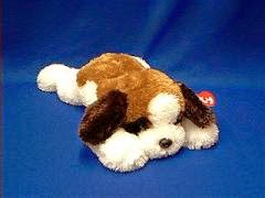 TY Saint Bernard Plush Stuffed Animal Yodeler