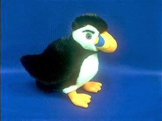 Puffin Plush Stuffed Animal Toy Bird