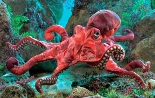 Folkmanis Octopus Puppet