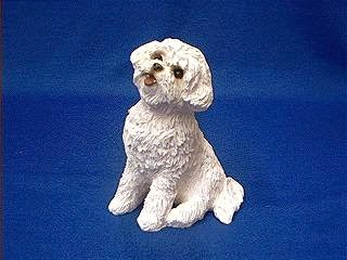 Sandicast Dog Figurine Statue